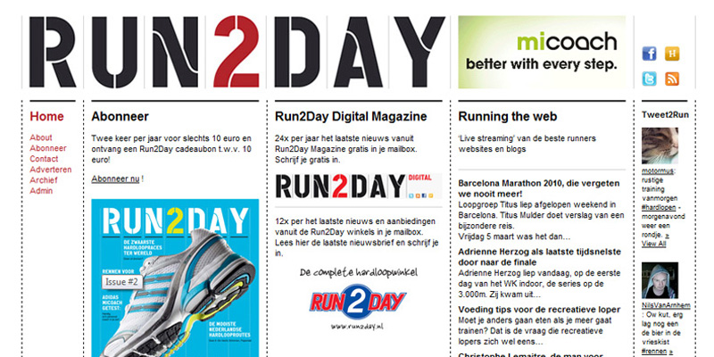 Run2Day Magazine