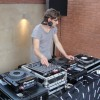 Dave DK @ Miracle rooftop party / Hotel Granados 83