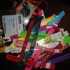 A summer in bracelets