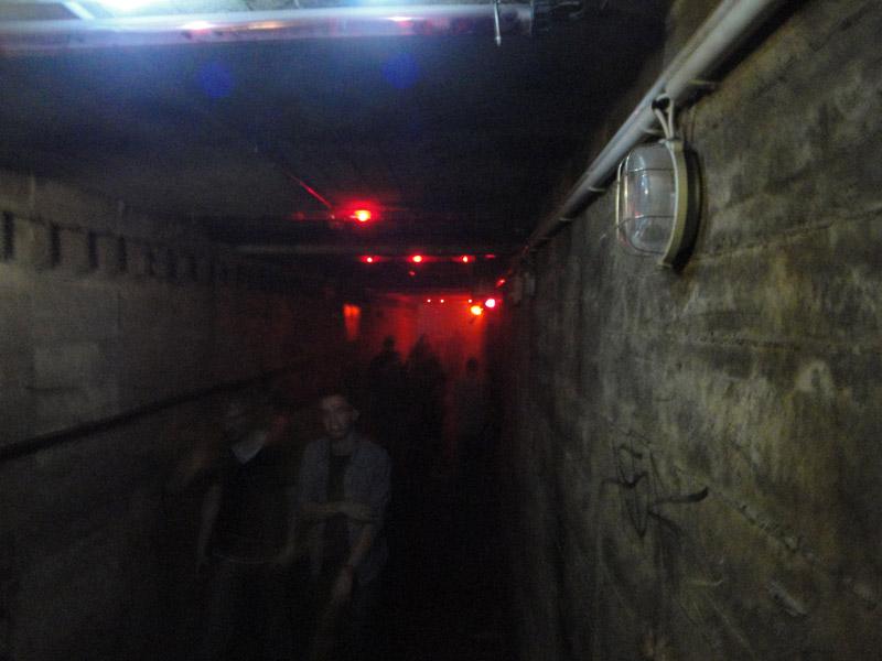 Tresor tunnel
