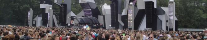 Stage W @ Awakenings Festival