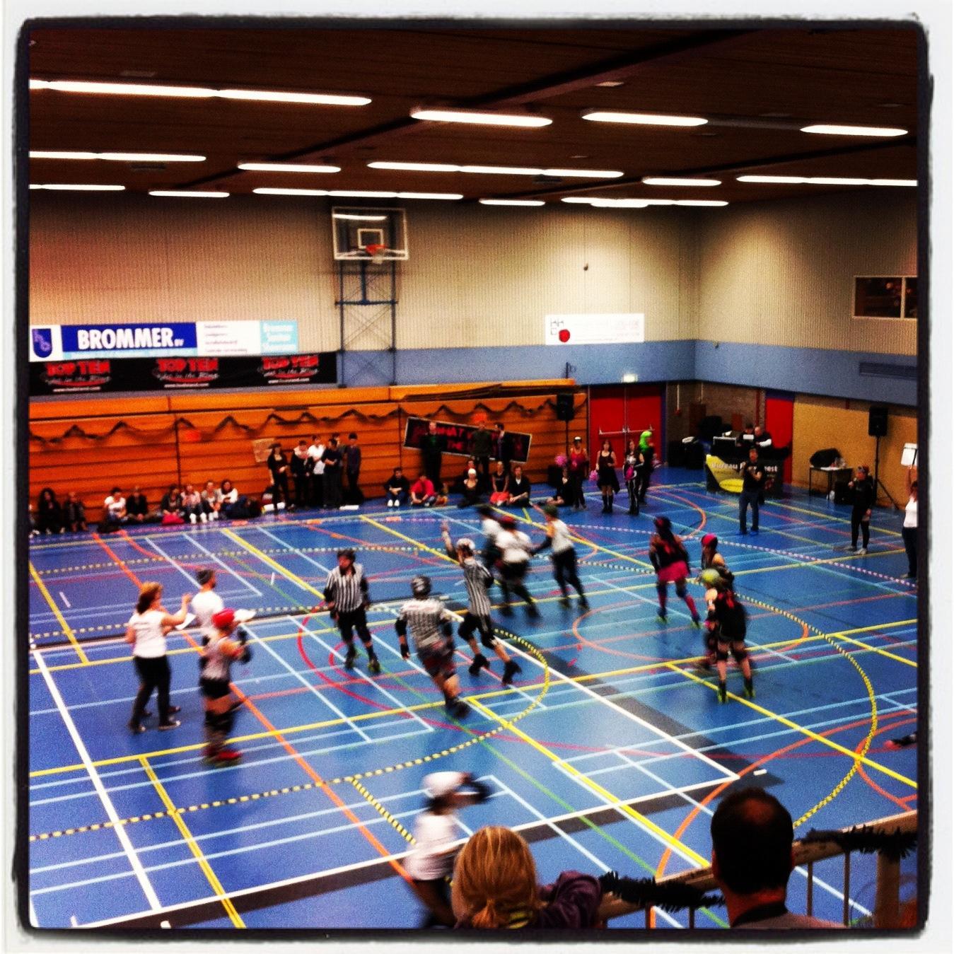 Roller Derby Amsterdam